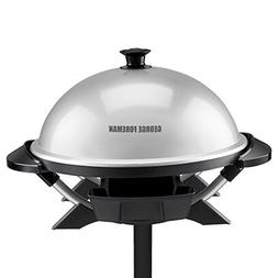 George Foreman 200 cu in Indoor / Outdoor Grill, GFO200S
