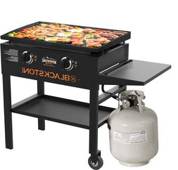 22 Blackstone Griddle Hood Table Top Outdoor Griddles Cookin