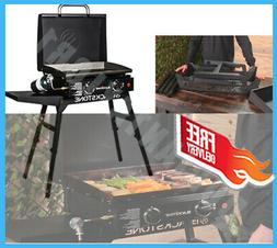 Blackstone 22 In Portable Outdoor Camping BBQ Grill Griddle