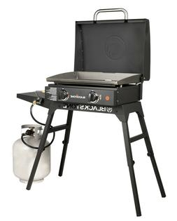 22 inch Portable Gas Griddle Grill Outdoor Cooking Table Top