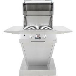 """Solaire 27 """"  Basic InfraVection Natural Gas Grill On Angula"""