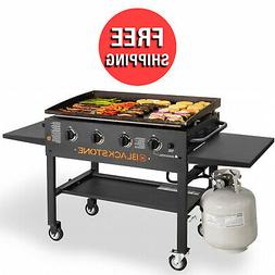 Blackstone 36 Inch Outdoor Propane Gas Grill Griddle Cooking