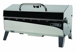 Camco Olympian 4500 Stainless Steel Portable Gas Grill Conne