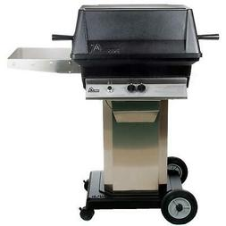 PGS A30 Cast Aluminum Natural Gas Grill On SS Portable Pedes