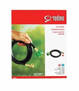 Weber 6' Adapter Hose for Q Grills