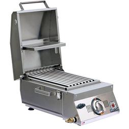 Solaire Allabout Portable Infrared Propane Gas Grill - Sol-a