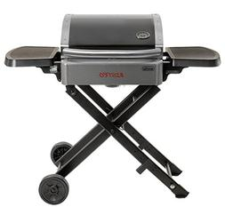 Martin Bistro Gas Grill Portable Stainless Steel Tabletop BB