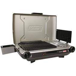 BRAND NEW!  Coleman Camp Propane Grill/Stove+