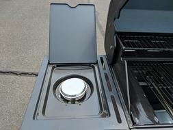 brand new gas grill