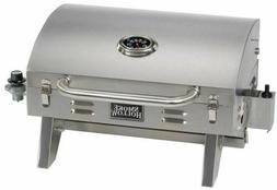 Smoke Hollow Stainless Steel 1-Burner Liquid Propane Gas Gri