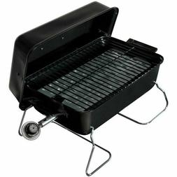 Char Broil BBQ Portable Propane Gas Grill Table Top Steel Ba