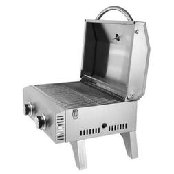 Gas Grill BBQ Stainless Steel Portable Tailgating Camping Be