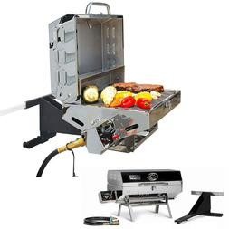 Gas Grill RV Camper Boat Camping Patio Tailgating Camp Porta