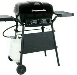 Gas Grill with Side Shelves Expert Grill 3 Burner 30000 BTU