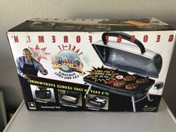george foreman grill Model GP160A. Portable Gas BBQ Grill