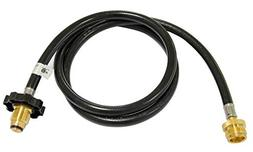 Hongso HRCC1-1 Propane Adapter Hose Assembly with POL Connec
