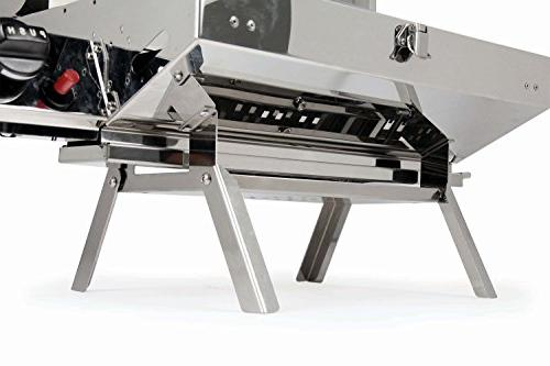 """Camco 5500 Steel Connects Supply RV Folding 180"""""""