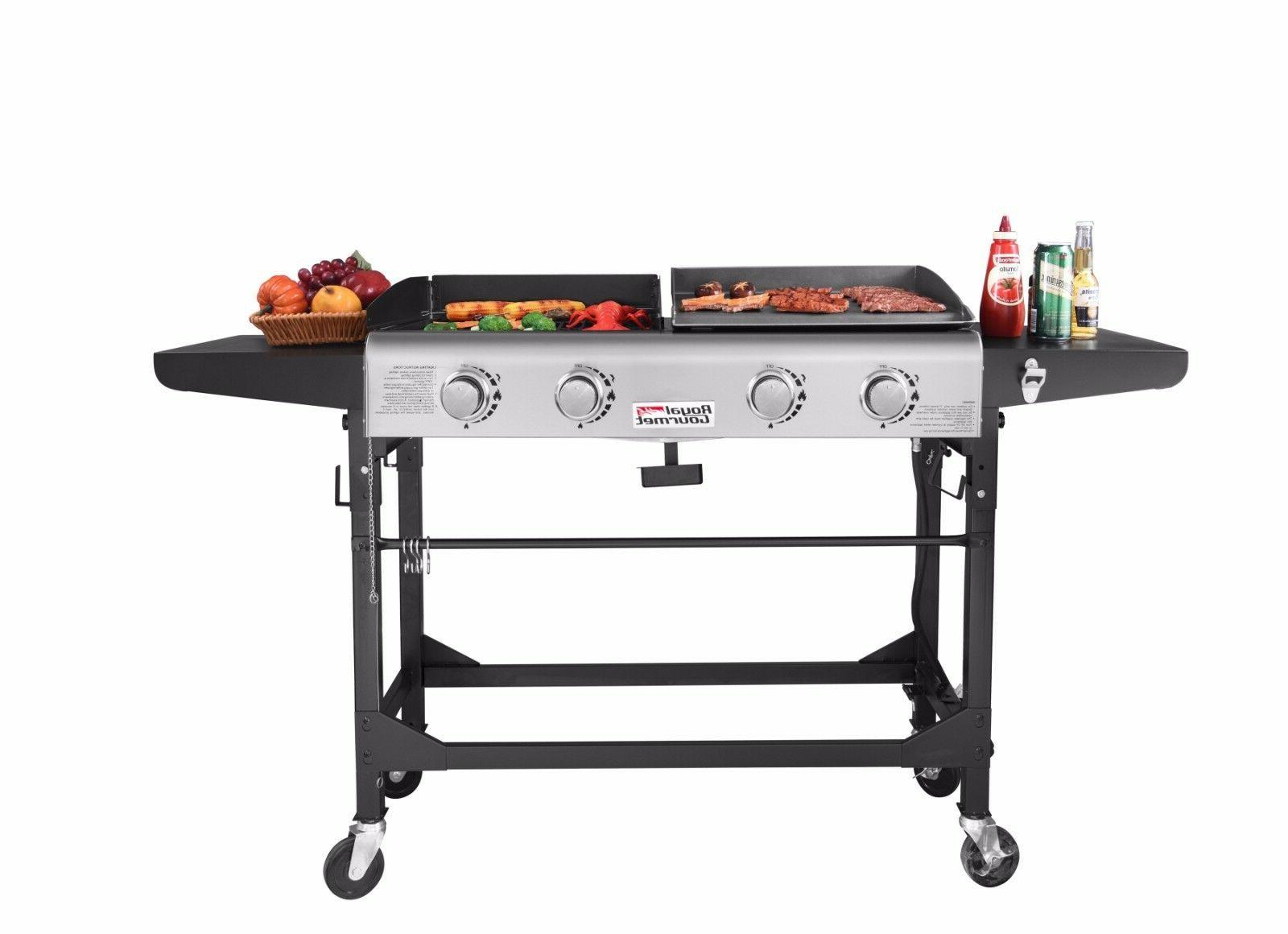 Royal Gourmet BBQ Griddle Camping GD401