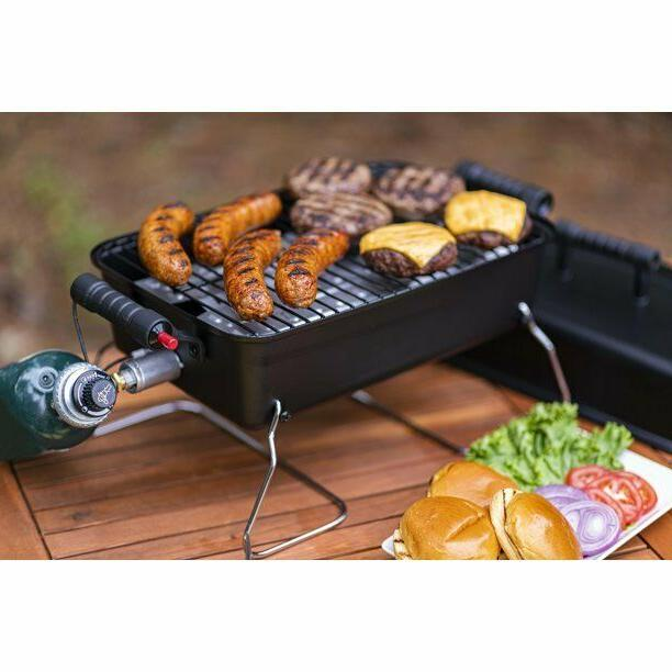 brand new char broil portable gas grill