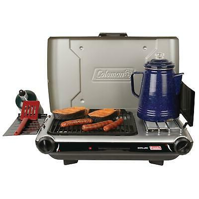 Coleman Grill/Stove+