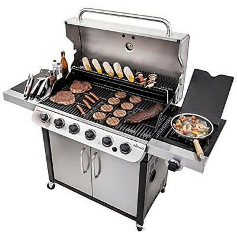 Char-Broil 650 Propane Gas ONLY -- FULLY ASSEMBLED BOX