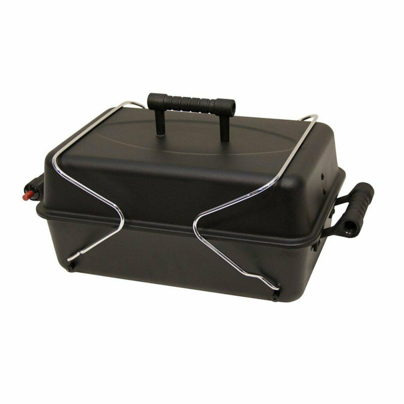 Deluxe Portable Gas Grill Tabletop RV NEW