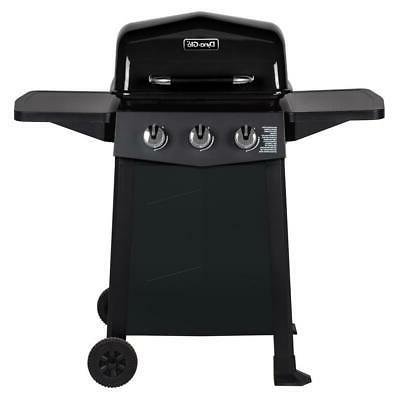 dyna glo propane gas grill 3 stainless