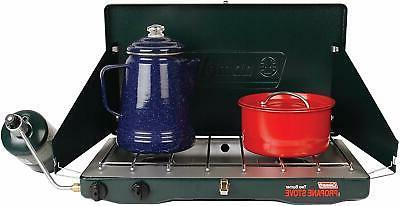 Coleman Gas Grill Classic Stove With Burners BTU