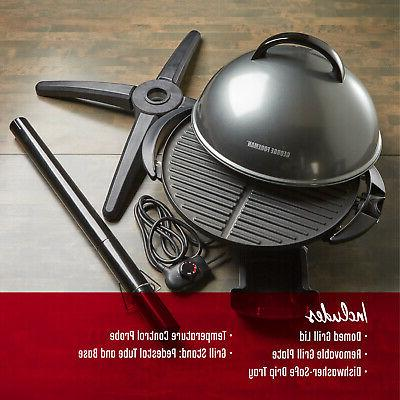 Indoor Outdoor Electric Grill 15 Tough