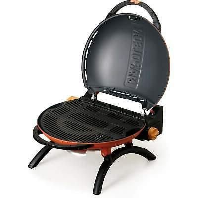 napoleon travelq portable tabletop grill w out