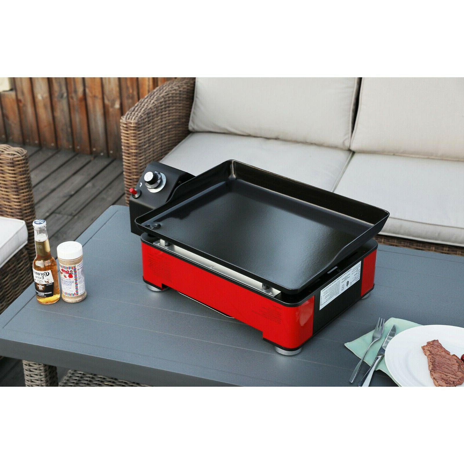 Royal Table Top Gas Grill