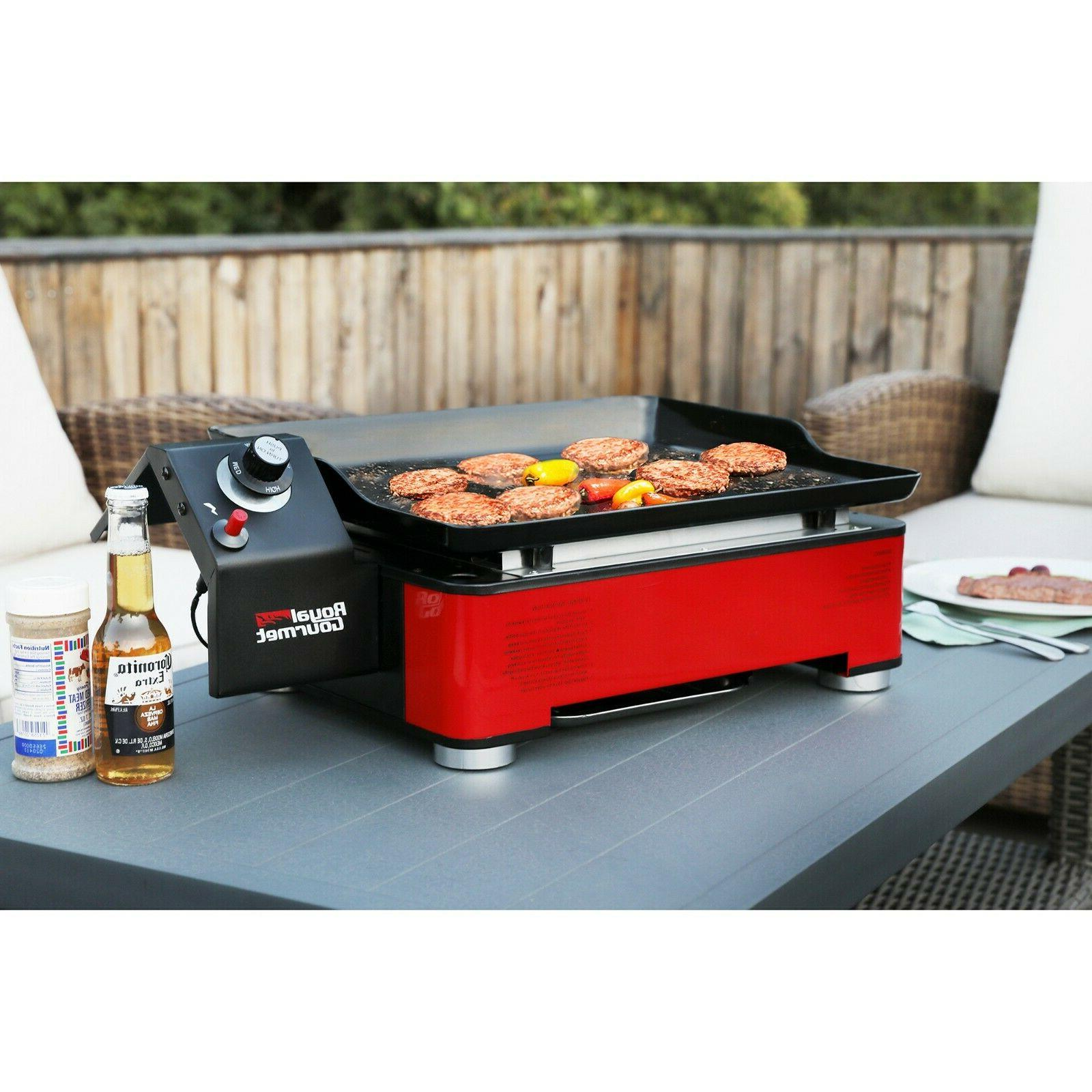 Royal Table Top Propane Grill