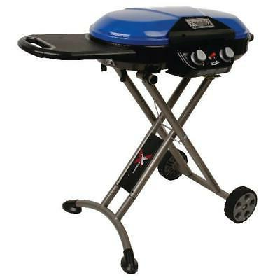 Coleman RoadTrip Xcursion Portable Stand Up Propane Grill, B