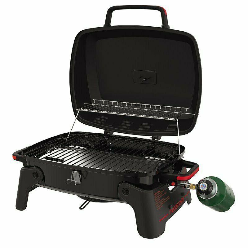portable Tabletop BBQ Tailgate Gas