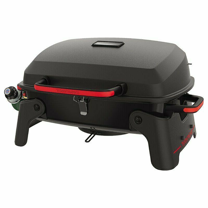 portable grill Tabletop Patio BBQ Tailgate Camping Propane G
