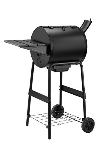 Royal Gourmet Mini Patio Charcoal Grill, 22""