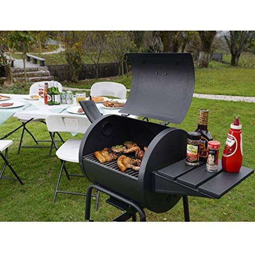 Patio Charcoal Grill, L