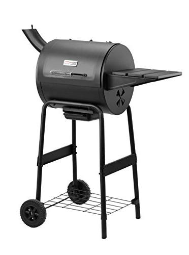 Royal Portable Patio Charcoal Grill, L
