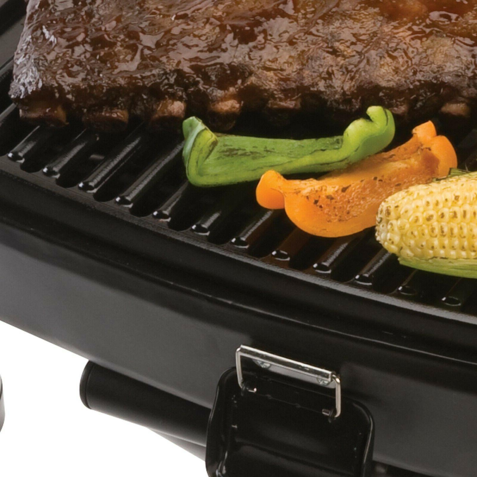 Portable Folding Gas Grill Durable