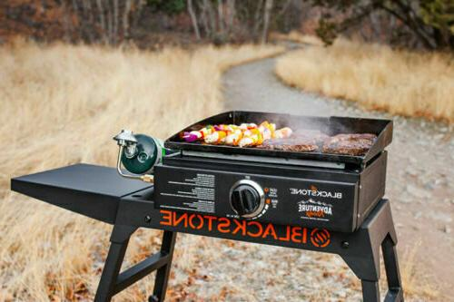 Portable Outdoor Griddle Picnic Barbecue