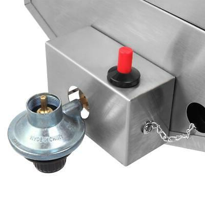 Portable Gas Camping Stove Grill BBQ