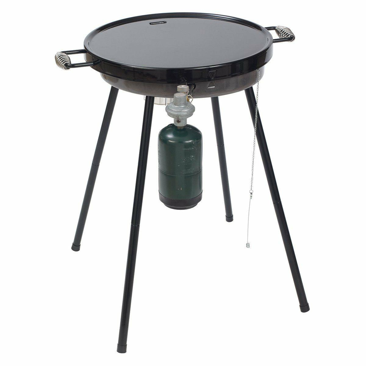 Bayou Classic 18-inch Portable Propane Griddle Cooker for Ca