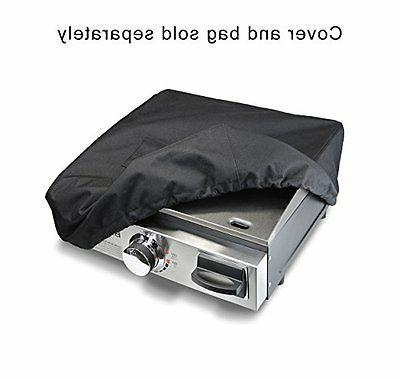 Portable Top Griddle Gas Grill Outdoors New