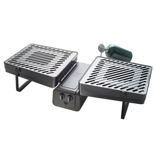 Elevate Grill 286 sq. in. 2-Burner Portable Propane Gas Gril