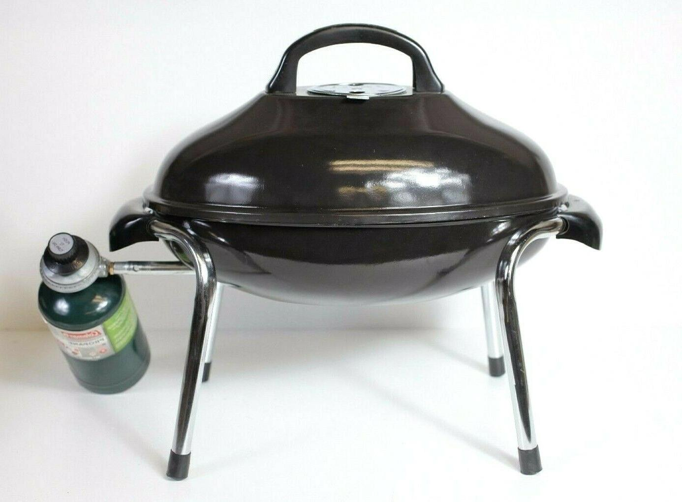 propane grill gas portable tabletop small travel