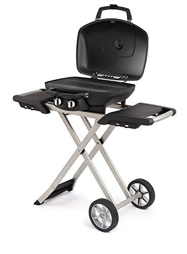 """Napoleon Q TQ285XBL 44"""" Gas Grill sq. in. 12,000 Total BTU, Stainless Ignition, Grids and Scissor"""