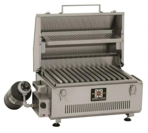 Solaire Infrared Warming Rack Grill Camping