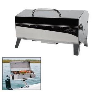 """23.25"""" Stow N' Go 160 Gas Grill with Regulator"""
