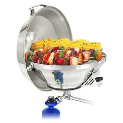 """Magma Marine Kettle 3 Gas Grill - Party Size - 17"""""""