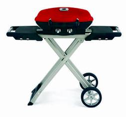 Napoleon Freestanding Portable Grill with Griddle & High Lid